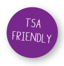 TSA-friendly