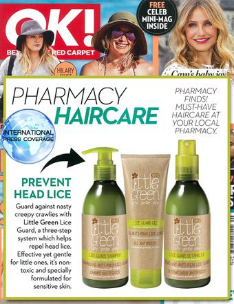 OK!: Pharmacy Hair Care
